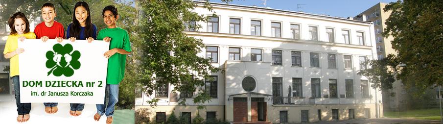 Dom Dziecka Nr 2 Im Dr Janusza Korczaka W Warszawie